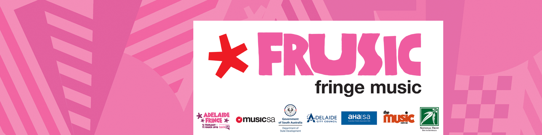 frusic begins as fringe program launches!