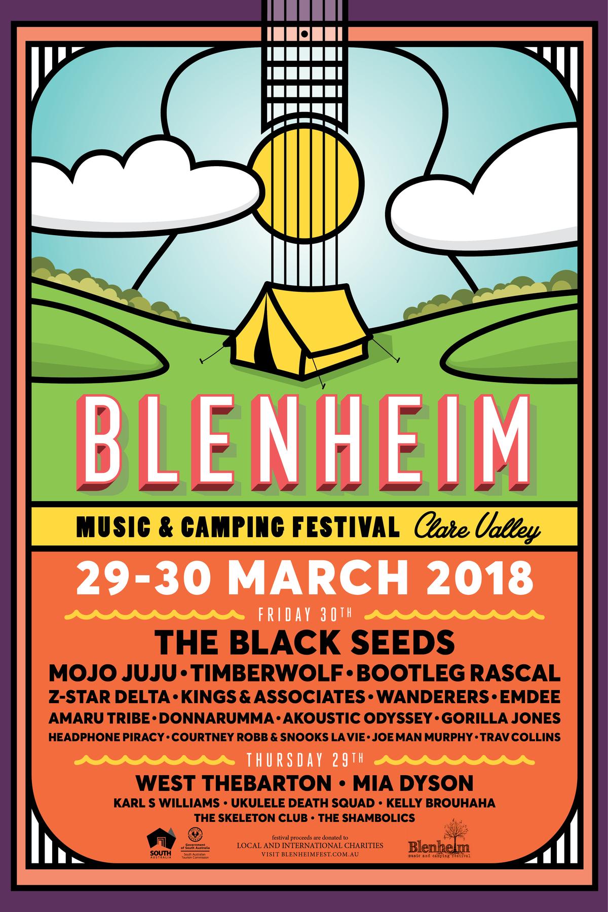 Blenheim Festival