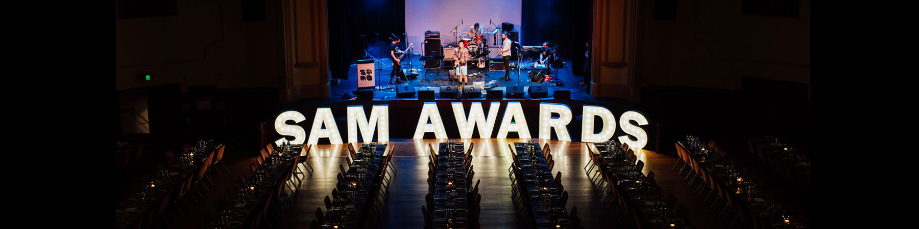 2016 SAM Awards Winners