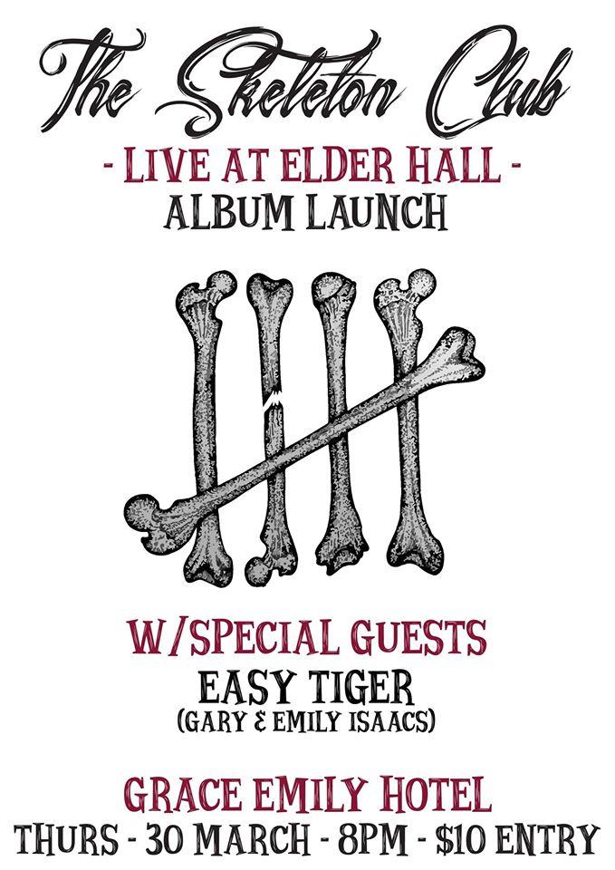 The Skeleton Club Album Launch