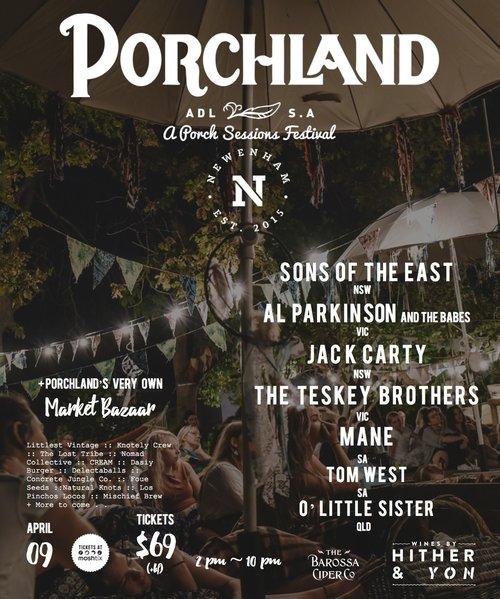 porchland