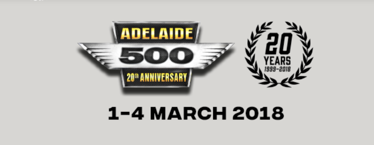 Adelaide 500 'Bands On Track' Applications Open!
