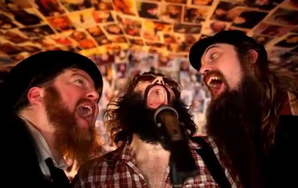Scene Buzz: The Beards, The Germein Sisters, Jesse Davidson, The Rocketeers
