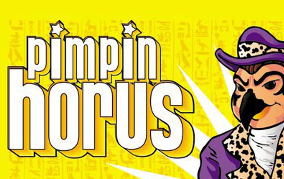 Scene Buzz: Pimpin' Horus, BigSound, Shaolin Afronauts, Ride Into The Sun,