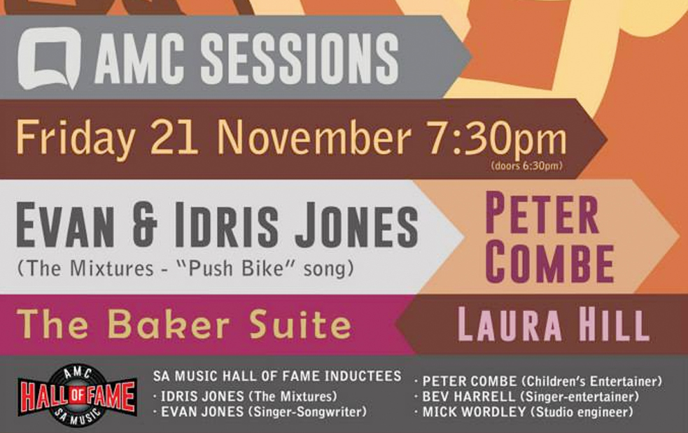adelaide music collective live sessions