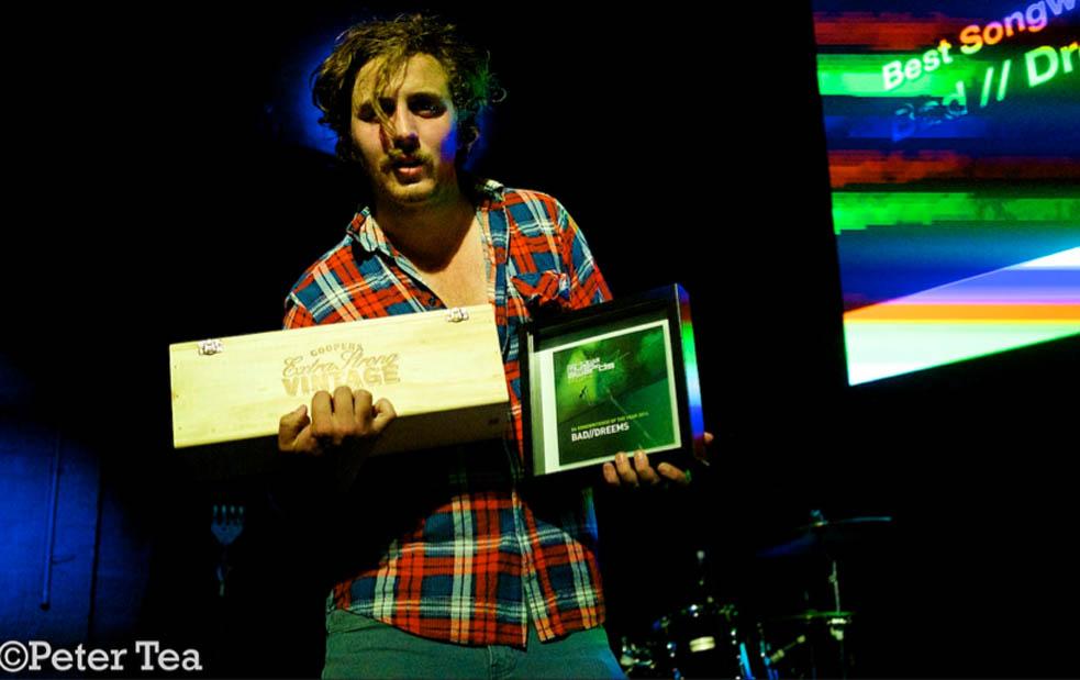 winners 2014 fowler's live music awards