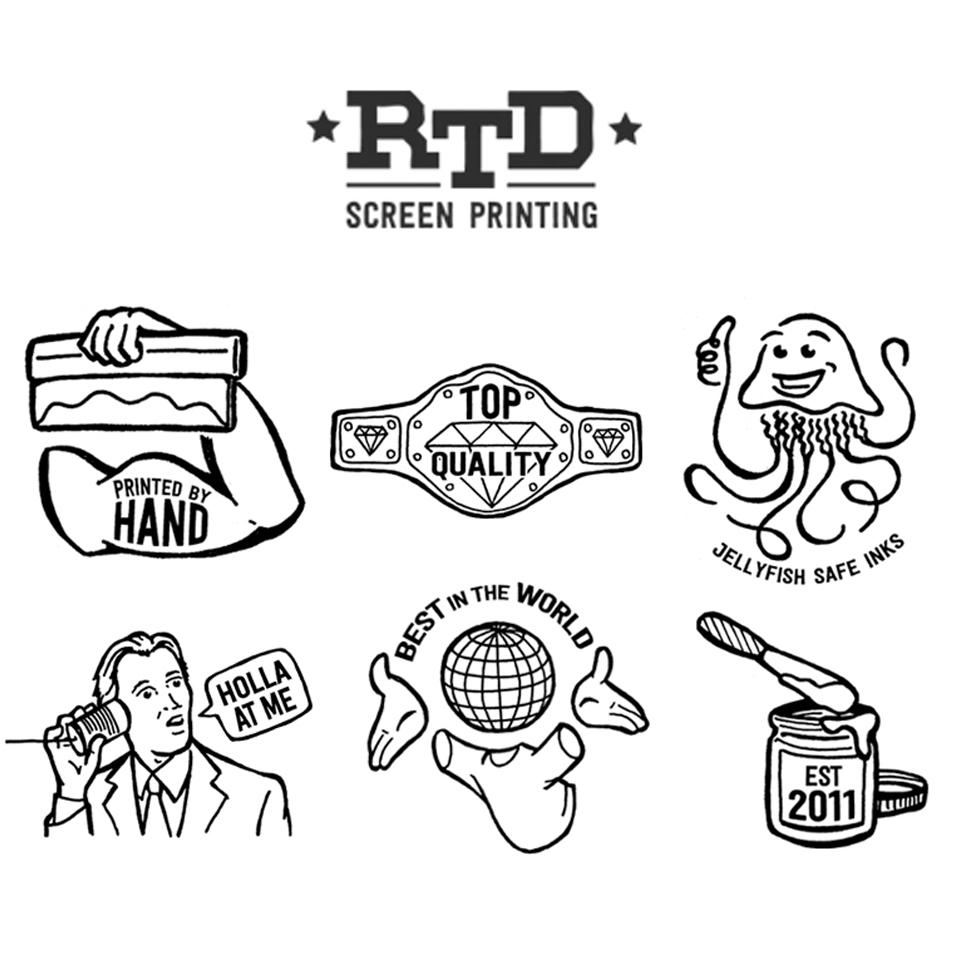 RTD Screen Printing