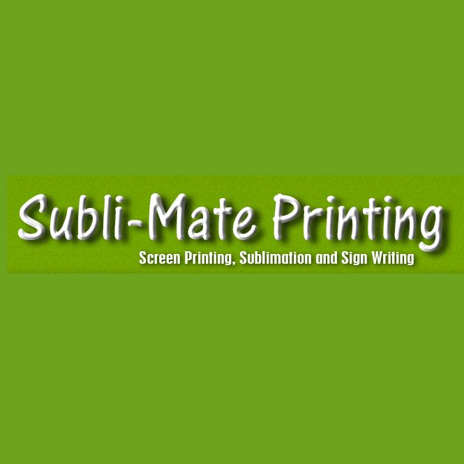 Subli-Mate Printing