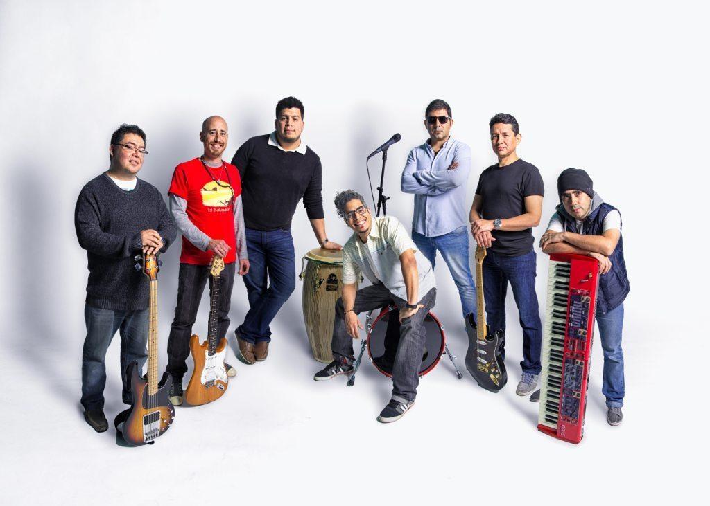 The Wholias latin fusion band