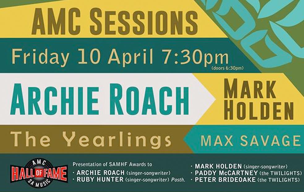 archie roach at amc live