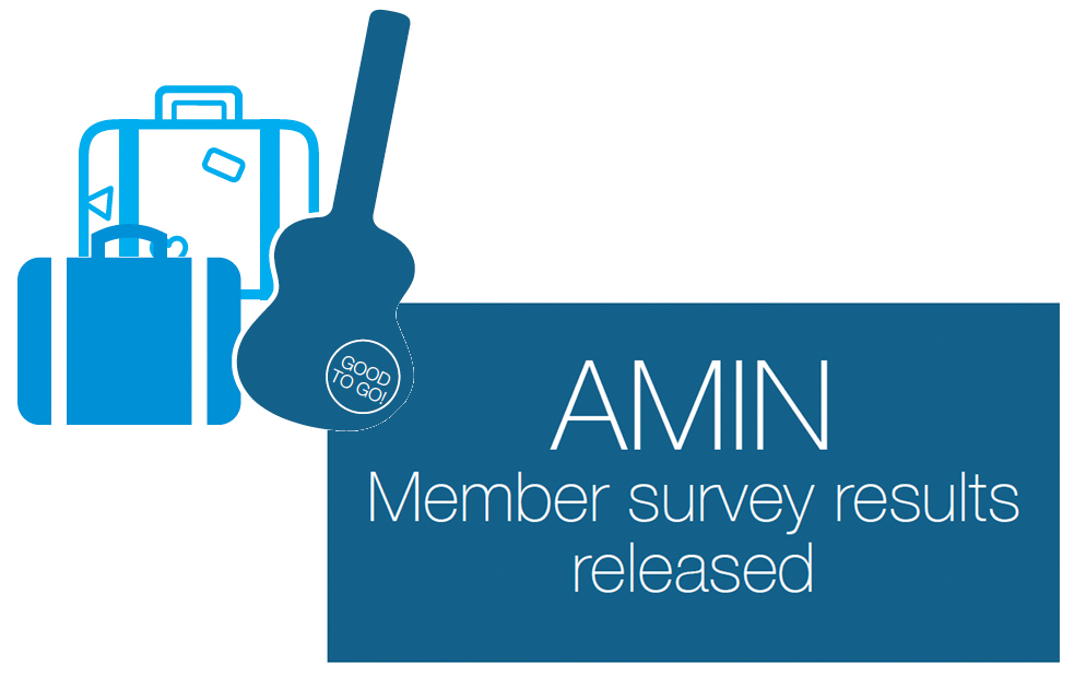 amin survey results – costs to musicians