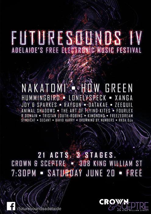 futuresounds @ the 'sceptre