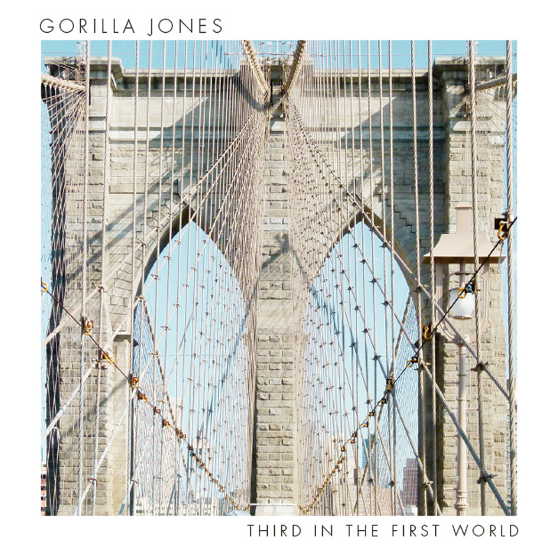 gorilla jones lp
