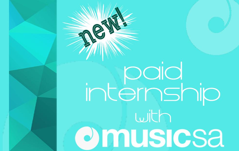 music sa seeks intern