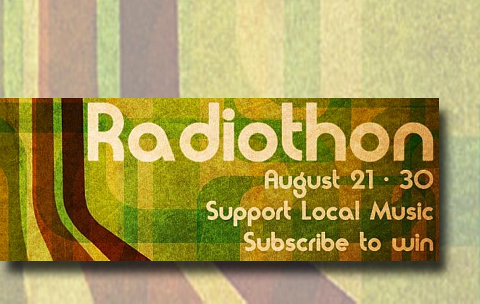 radiothon runs 21-30 aug