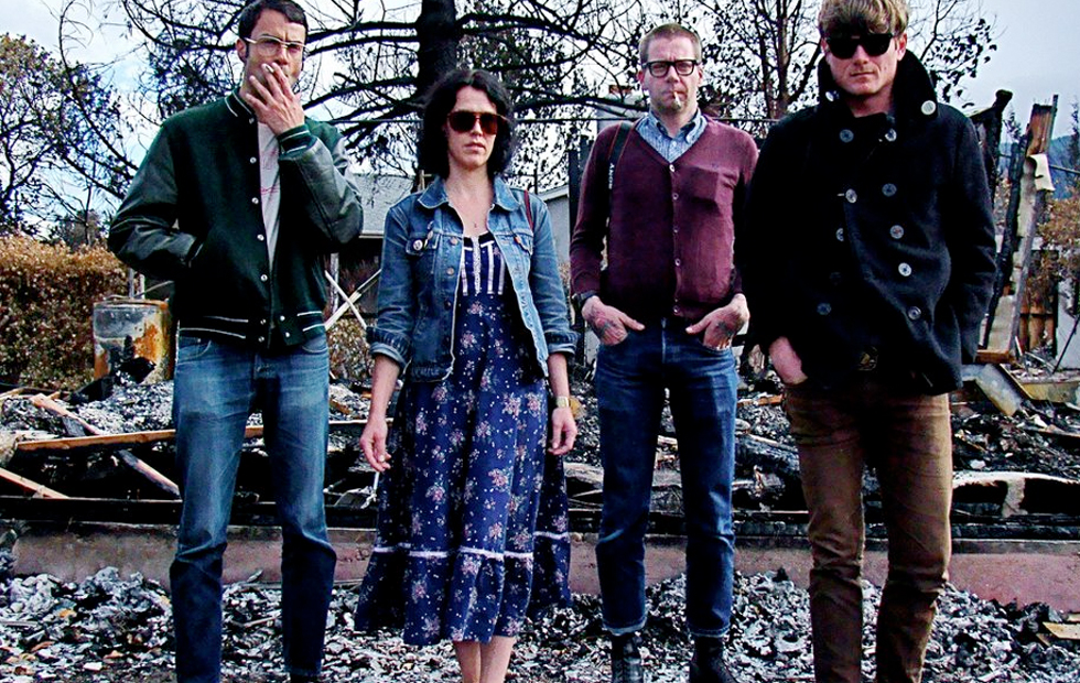 4 sept – thee oh sees