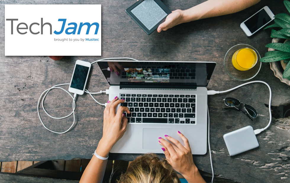 techjam's pitches for connected music city
