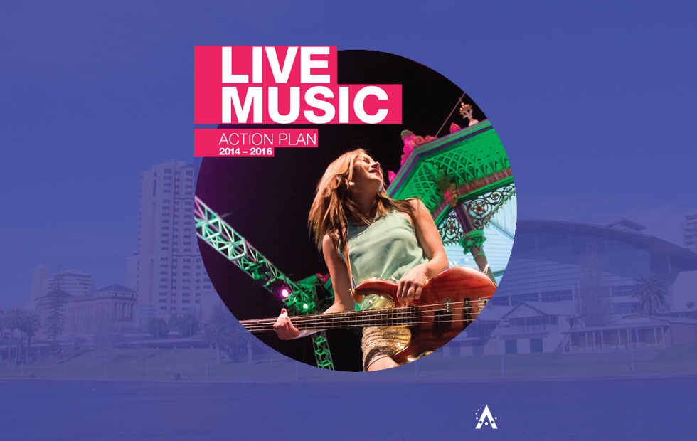 new initiatives from live music plan