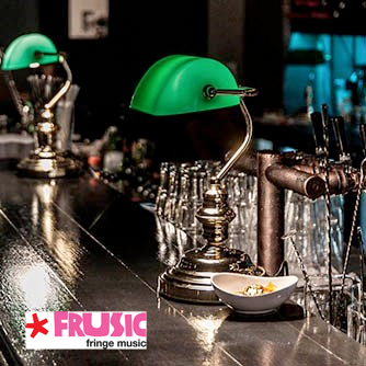 frusic feature: bibliotheca bar