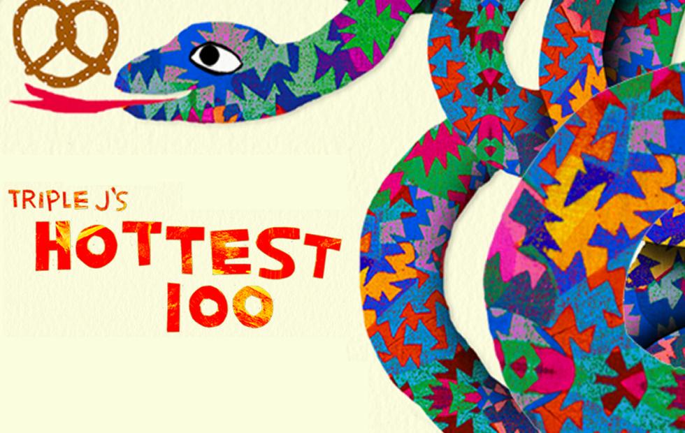 vote triple j hottest 100