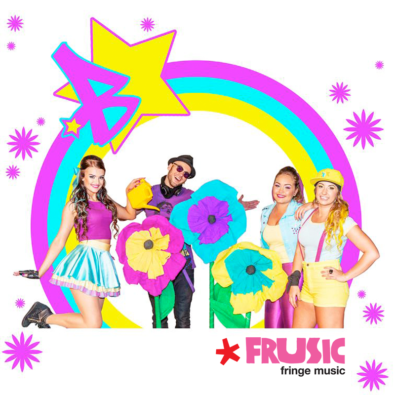 frusic feature: boomstars 4kids