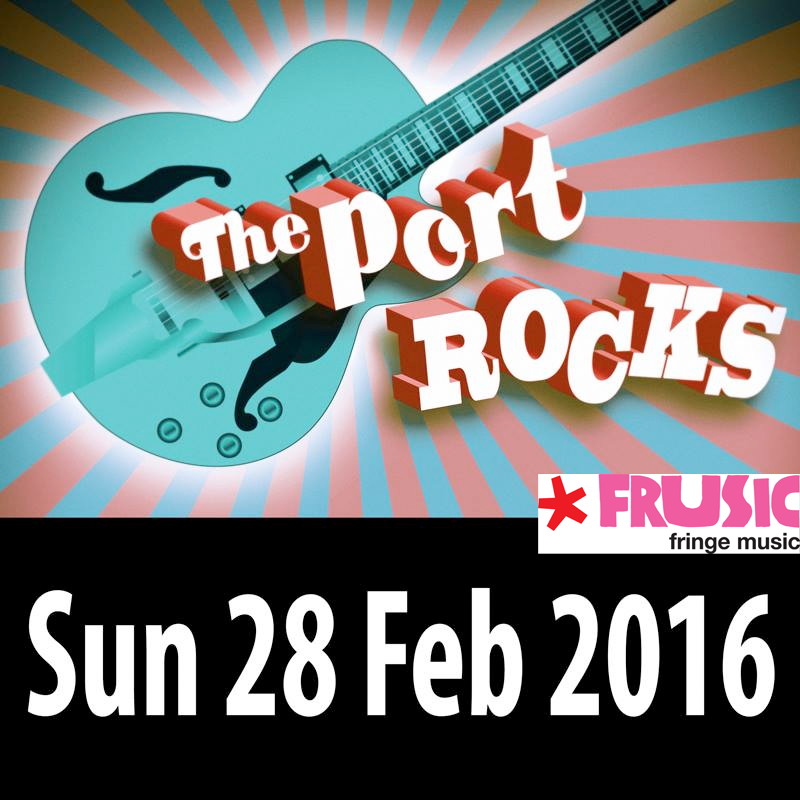 frusic feature: the port rocks