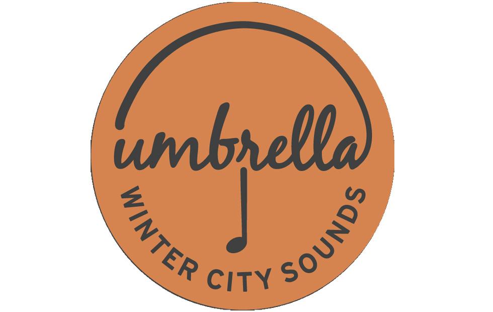 umbrella – winter city sounds info