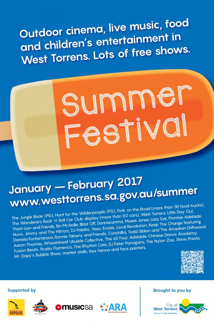 summer festival 2017 poster 800 x 1200