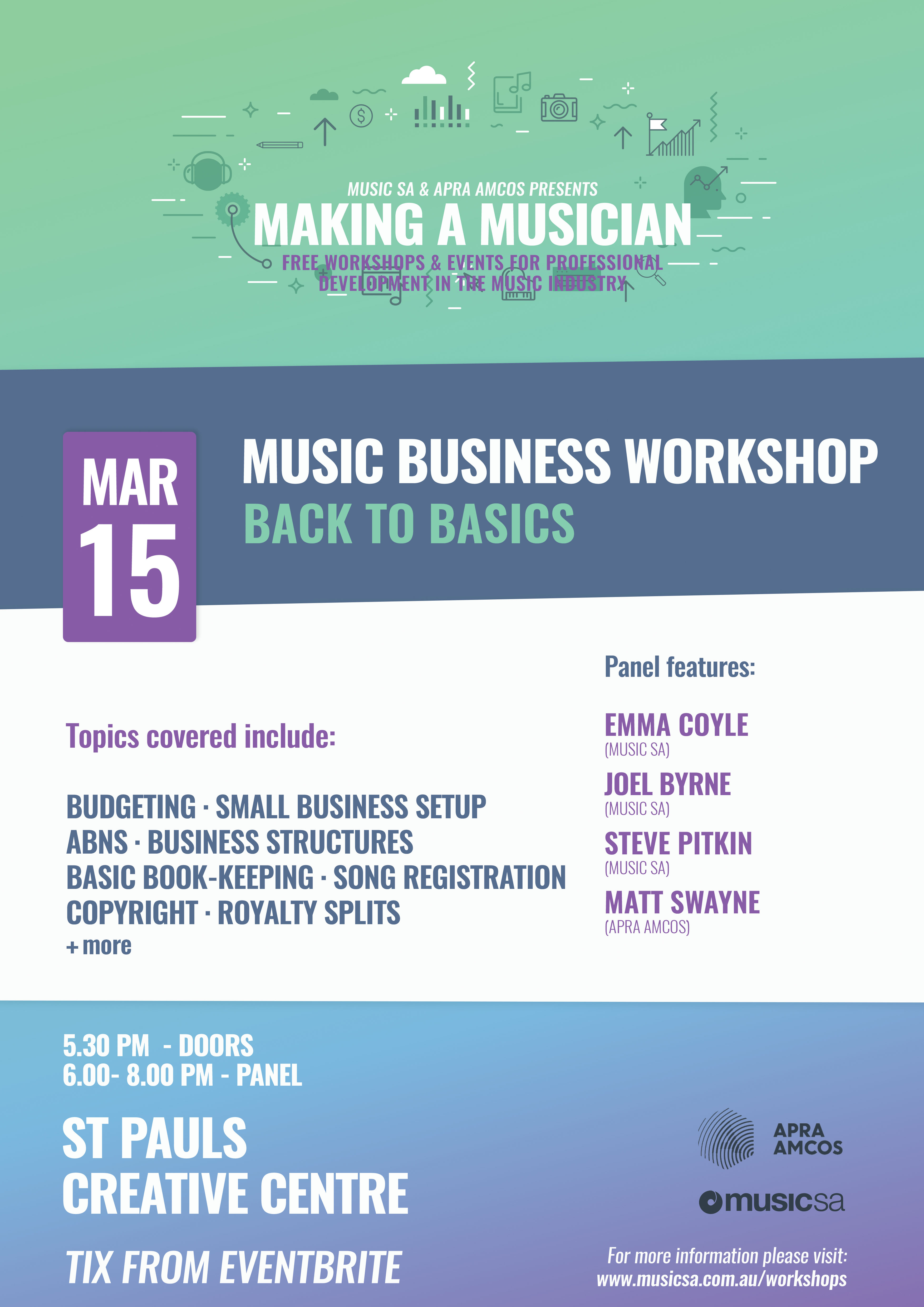 March 15 back to basics