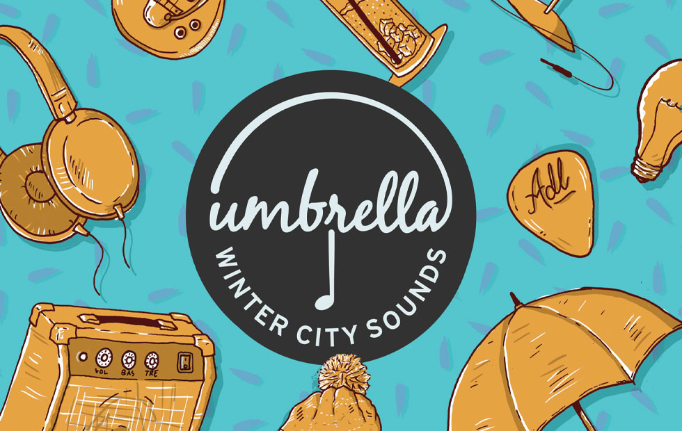 Umbrella: Winter City Sounds returns to ignite Adelaide's Winter