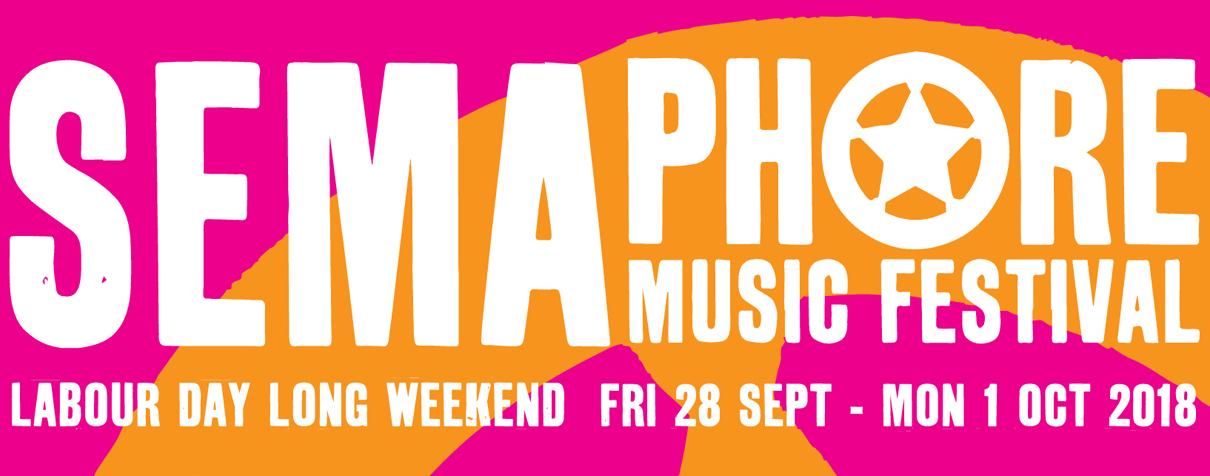 Semaphore Music Festival 2018