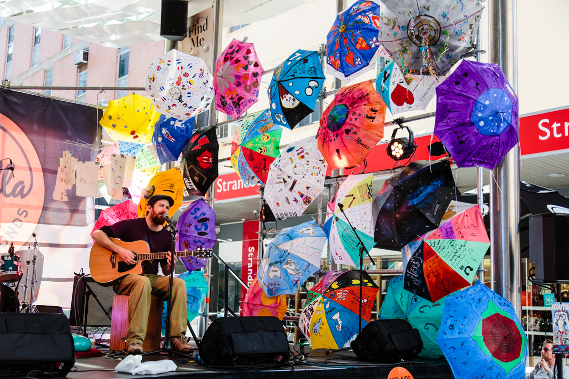 Umbrella Festival Program is LIVE!
