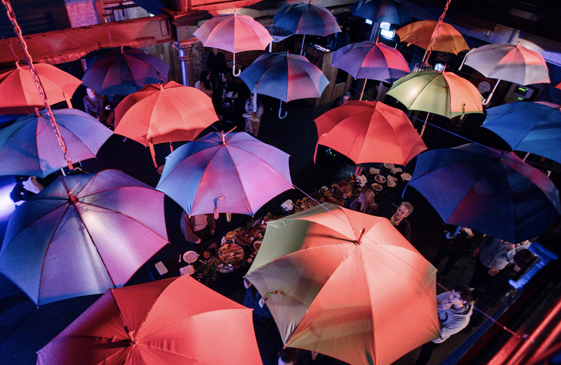 Umbrella Festival Marketing Manager Job Opportunity