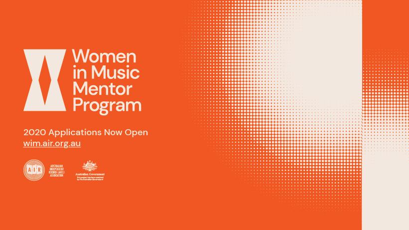 Women in Music Mentor Program